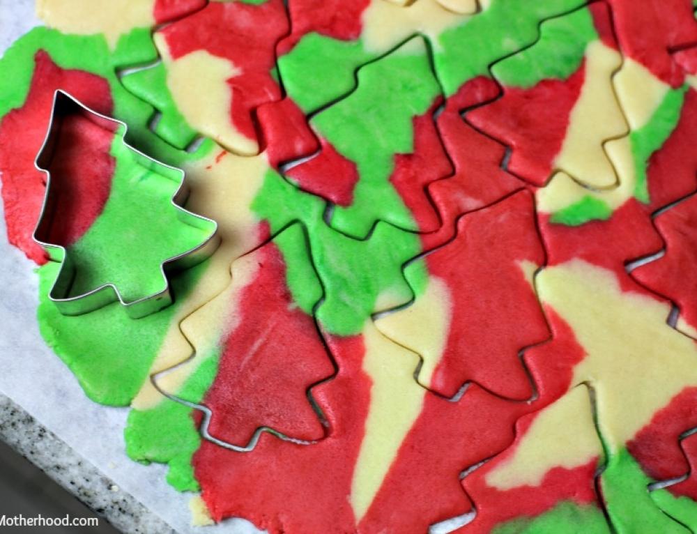 Camo Christmas Cookies Recipe