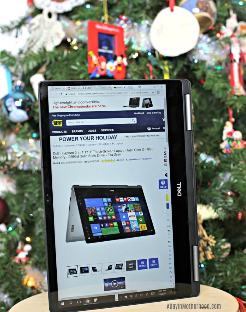 Technology Matters: Why Running My Modern Life Needs 8th Gen Intel® Core™ for the holidays