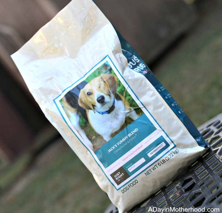 Who Buys the Ingredients that go Into Your Dog's Food like in Just Right by Purina