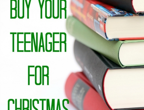 Books to Buy Your Teenager for Christmas