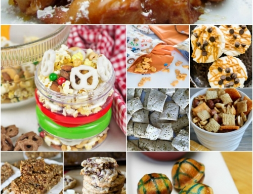 10 Snacks for National Snack Food Month
