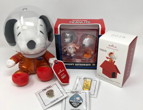 Snoopy Goes to MARS + WIN a Snoopy Prize Pack