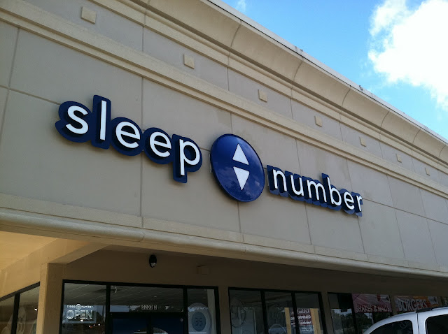 The Sleep Number m7 Memory Foam Bed: What's Your Number?