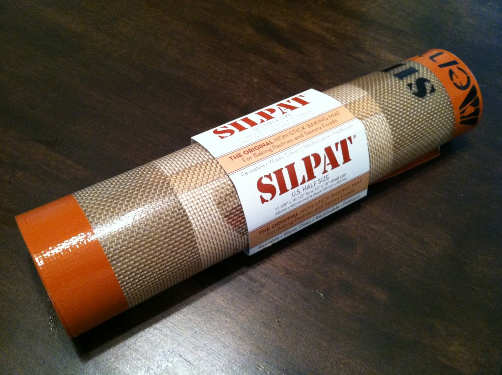 Silpat Non Stick Silicone Baking Mat Review Amp Giveaway