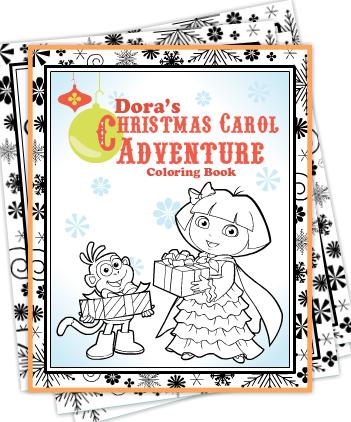 Dora Christmas