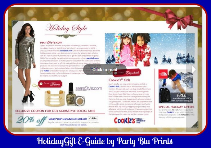 Holiday E-Guide