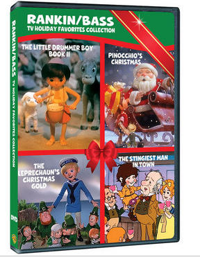 Hanna Barbera Christmas Dvd.Enter To Win 2 Awesome Christmas Dvd S Hanna Barbera