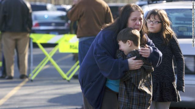 How the Sandy Hook Shootings Changed my Motherhood