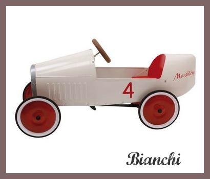 Bianchi Car