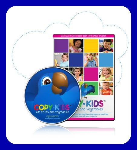 Copy-Kids DVD