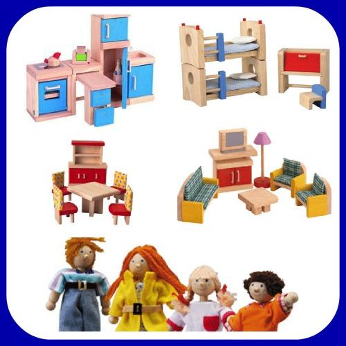 CowandLizard.com Doll Furniture