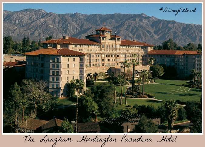 The Langham Huntington Hotel In Pasadena Ca Puts Style Back Sophistication Langhampasadena Disneyozevent