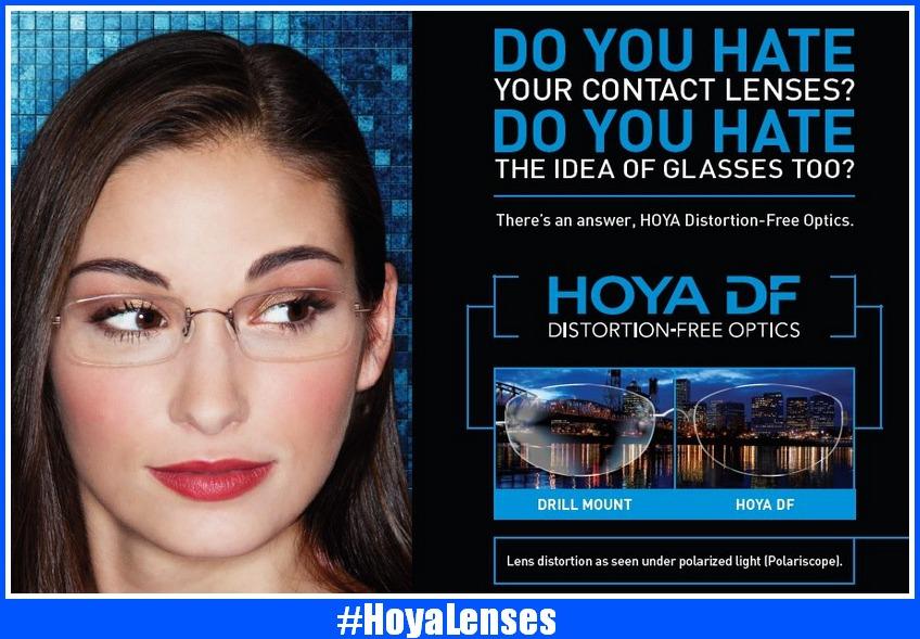 Hoya Lenses #HoyaLenses