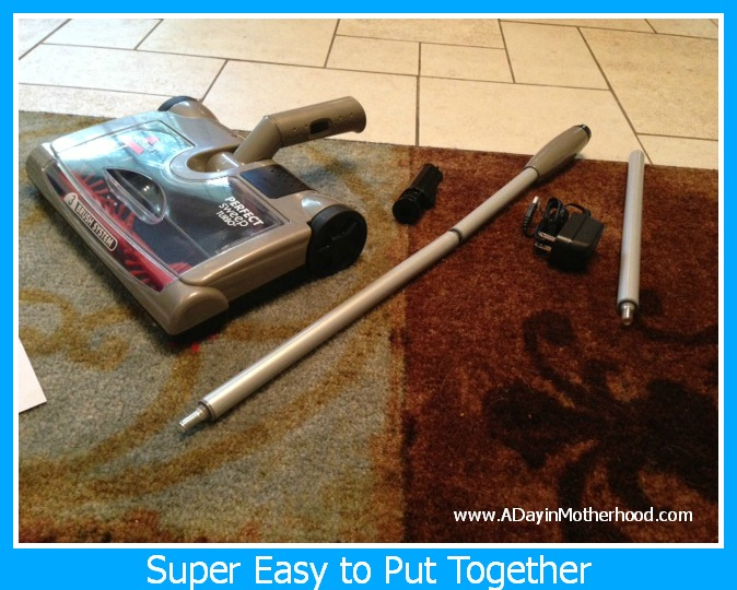 BISSELL Perfect Sweep Turbo