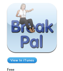 Break Pal Review & Giveaway: Get Fit While You Work!