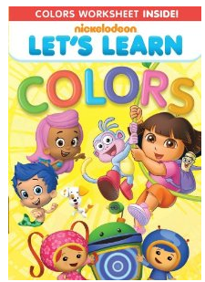 Let's Learn: Colors Review & Giveaway