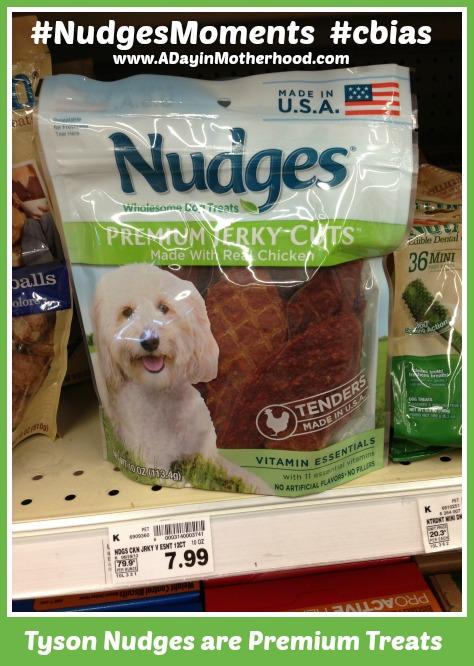 Nudges Dog Treats Calories