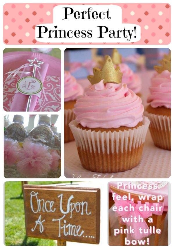 Princess Party Theme Ideas