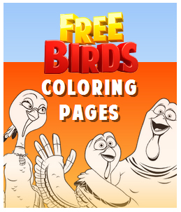 free birds - Free Birds Coloring Pages 2