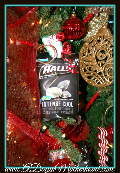 New Halls Intense Cool To Soothe Sore Throats And Cool