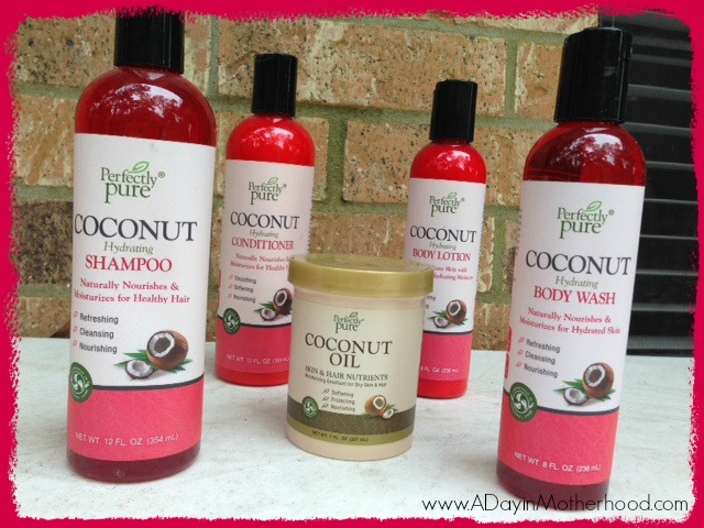 Perfectly Pure Personal Care Collection