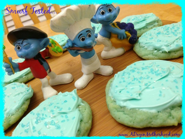 Pair #TysonTenders with the Smurfs 2 for a Blue Movie Night! #shop #cbias
