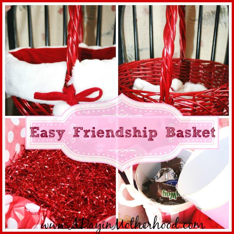 friendship basket