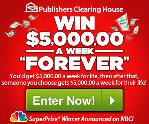 Publishers Clearing house Archives - A Day in Motherhood