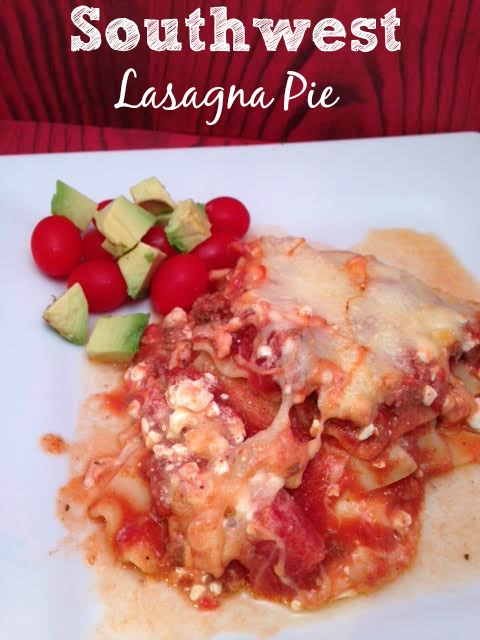 Southwest Lasagna Pie