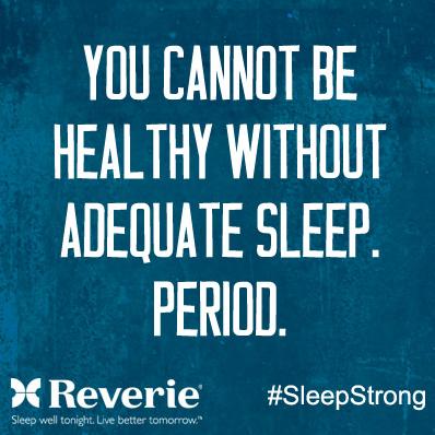 Reverie Mattress #SleepStrong