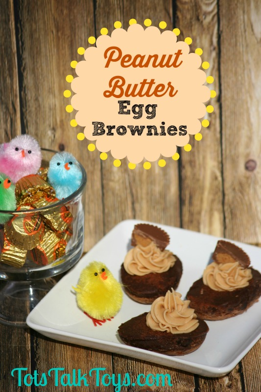 how to add peanut butter to brownie mix
