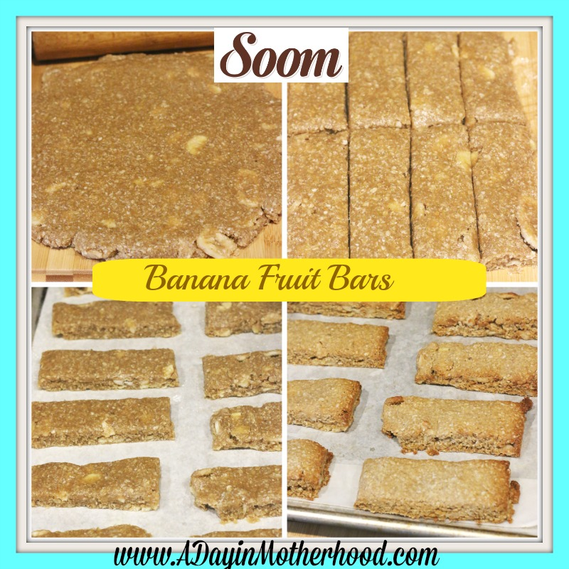 banana fruit bars