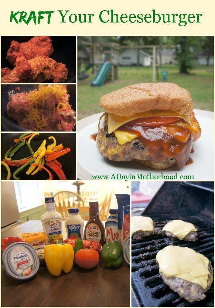 Hot Dang Burger is better with Kraft #SayCheeseburger #CollectiveBias