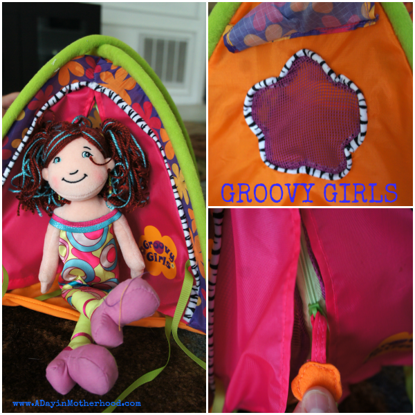 Groovy Girls Dolls and Accessories & Groovy Girls Turn 16 + WIN a Tent and Groovy Girl Doll
