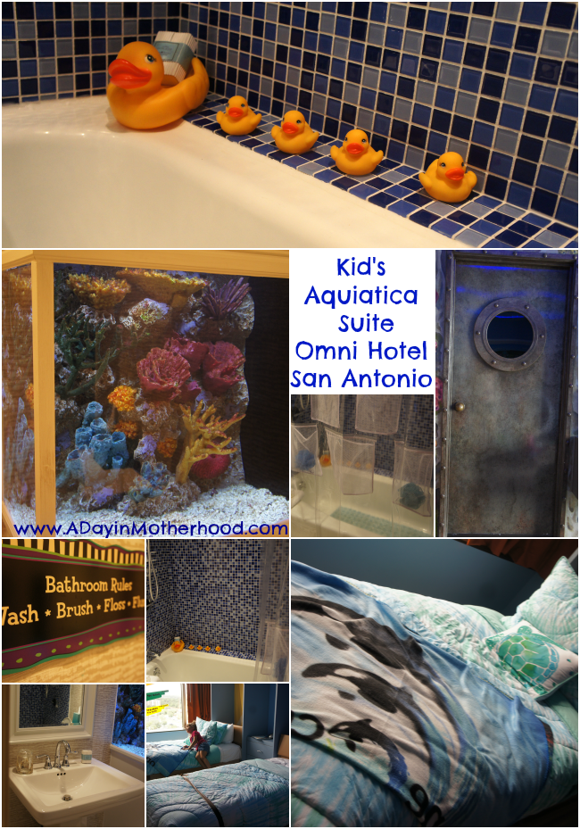 The Kid S Aquatica Suite At The Omni Hotel At The