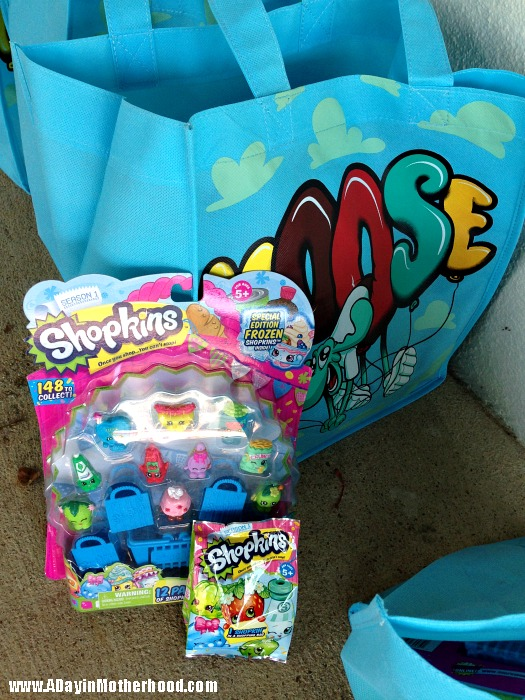 Shopkins Toys at Target #ShopkinsSummerPlaydate
