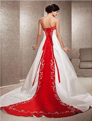Light in the Box wedding dresses