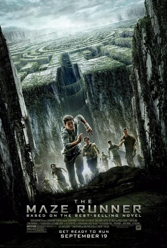 The Maze Runner Movie #MazeRunner