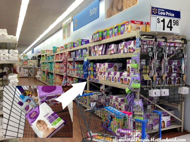 How to Make A Beach Tote Diaper Bag With Diapers at Walmart #BabyDiapersSavings #CollectiveBias