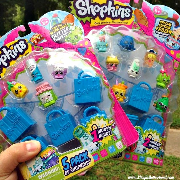 WIN A 5 Pack Of Shopkins With Limited Edition Character Inside ShopkinsSummerPlaydate