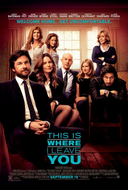 This is Where I Leave You Movie Giveaway #TIWILY