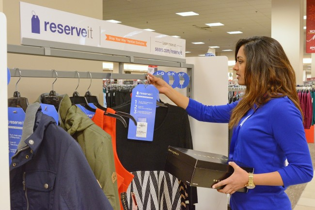 Reserve It from Sears: Coolest New Service Out There #SearsReserveIt #MoreMerry #ad