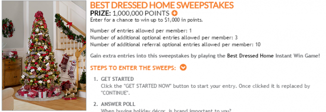 Enter the Best Dress Home Sweeps from Sears and Show off Your Decor Style #BestDressedHome