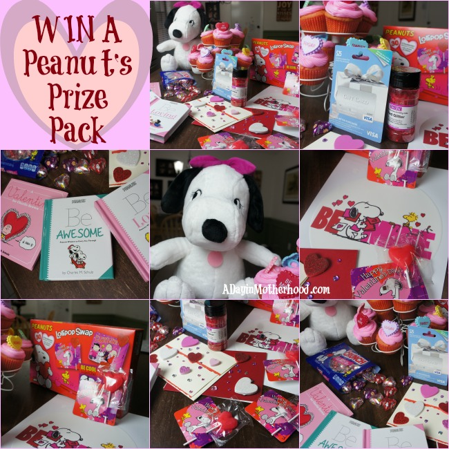 Valentine S Day Toy Prizes : Win a peanuts valentine s day prize pack old fashioned