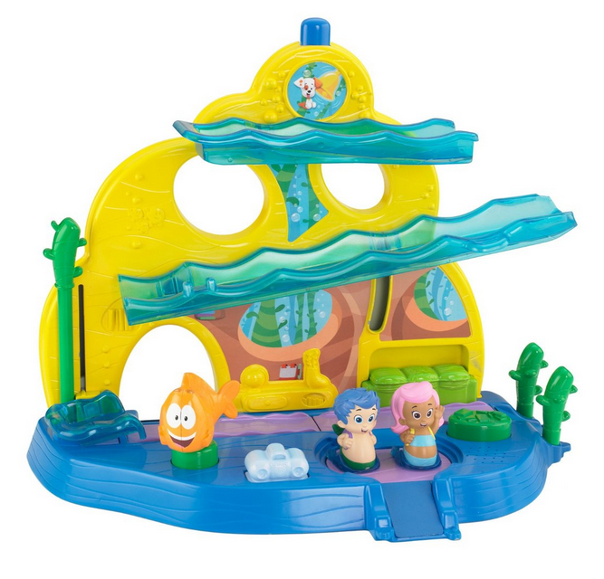 Bubble Guppies: Fin-Tastic 2 DVD Set Review + WIN the Set