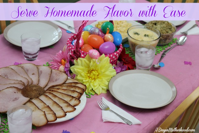 How to Serve the Perfect Easter Meal Without Cooking a Thing #HoneyBakedEaster #ad