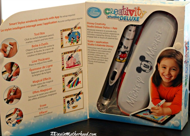 Disney Creativity Deluxe Stylus Helps Kids Imagine and WIN a Stylus