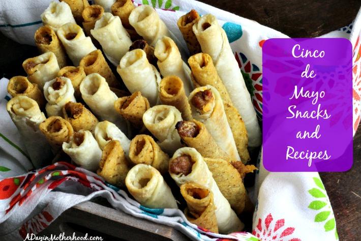 Cinco de Mayo Recipes: Avocado Chipotle Dip, Mojito Mayo Dip and a Sombrero Fruit Plate #DelimexFiesta #ad