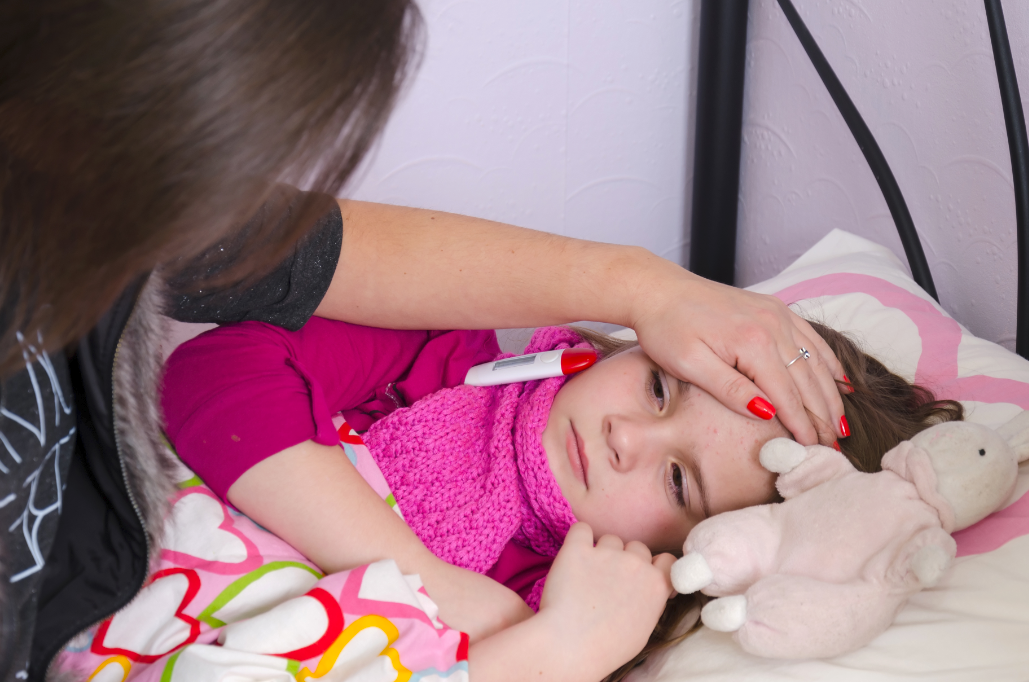 To the Stay at Home Mom Who Sends Her Sick Kids to School
