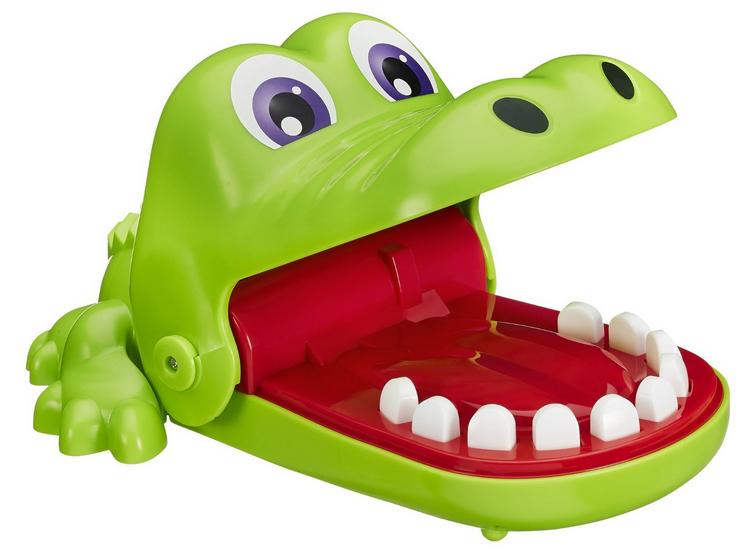 Elefun & Friends Crocodile Dentist Game Review & Giveaway #PlayLikeHasbro